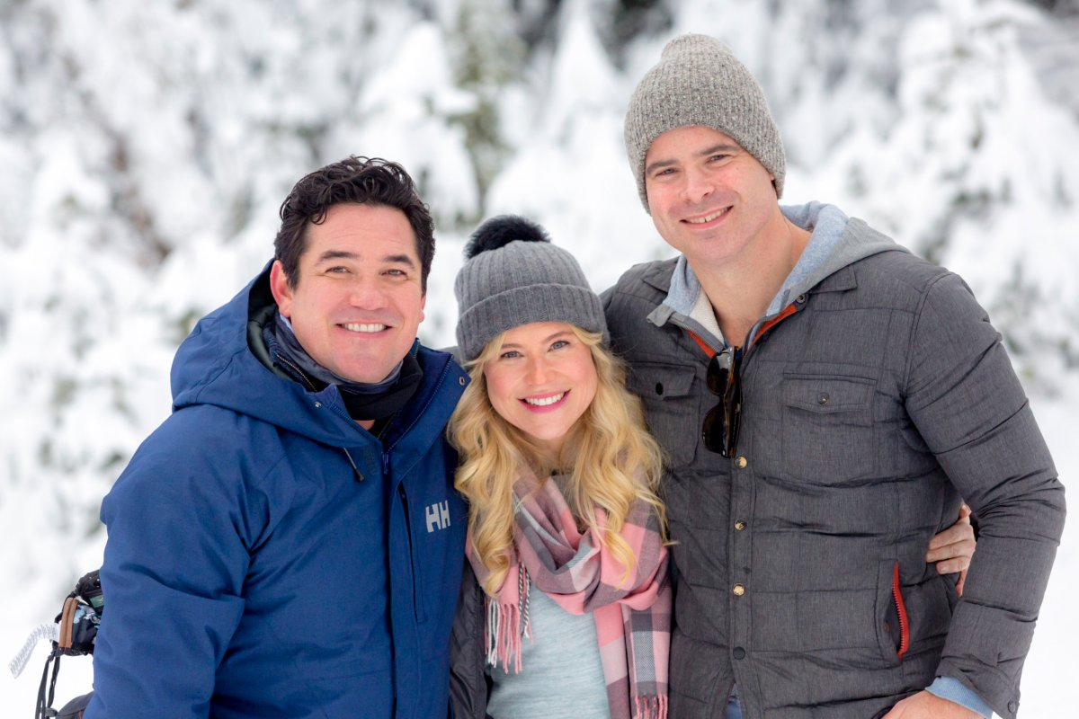 "Preview: ""Winter's Dream"" A Hallmark Channel Winterfest Original Movie"